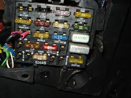 anything look funny about my fuse box third generation f body i m trying to figure out why my stock bose radio isn t powering on and i don t see the typical acc fuse on my box am i missing something