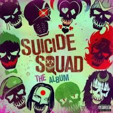 Отряд самоубийц <b>саундтрек</b>, <b>OST</b>, музыка из фильма <b>Suicide</b> ...