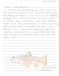 Thank You Letter For Mom From Daughter Images Letter Format