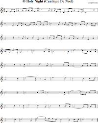Play free violin christmas sheet music such as o holy night, angels we have heard on high, joy to the world, silent night, away in a manger and many more. O Holy Night Free Violin Sheet Music