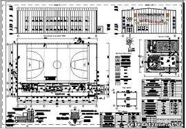 Спортивный центр Архитектура и Строительство Дипломные работы Представлена только часть чертежей и текста