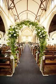 Wedding Ideas Church Wedding Decorations With Columns Church