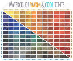 Watercolor Mixing Chart Download Watercolor Mixing Chart Colors Mixing In Equal Guantities With