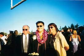 my life as an undocumented immigrant the new york times benefactors vargas the school officials rich fischer and pat hyland at his high school graduation credit photograph from jose antonio vargas