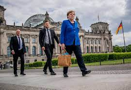 Angela Merkel Is on the 2020 TIME 100 ...
