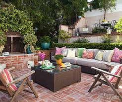 furniture brick. great patio furniture brings comfort and function to your outdoor spaces with a spacious table easytouse comfortable chairs basic brick is