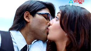 Top 50 Hot Images of Tollywood Actress Lip Lock Kiss Movie.