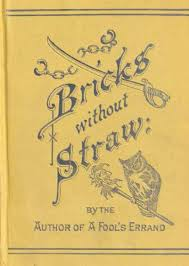 Image result for making bricks without straw