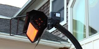 review of fire sense 02678 telescoping infrared patio heater