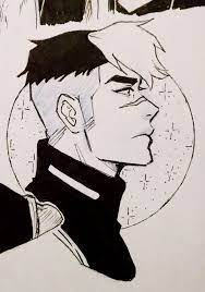How to make a cartoon! How To Draw Shiro Voltron Page 1 Line 17qq Com