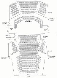 Alexandra Palace Seating Chart Fine Elegant Crucible Theatre Seating Plan