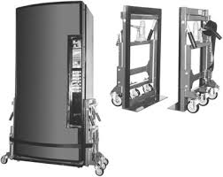 Vending Machine Moving Equipment Delectable Hydraulic Lift 'n Roll Elkay Warehouse Products
