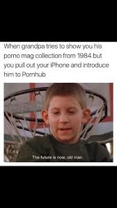 the future is now old man 0s