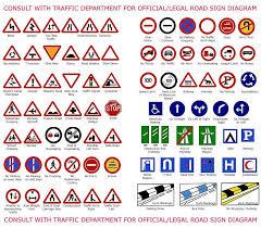 50 Comprehensive Rto Signs Chart