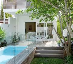 Small Picture Best 25 Small backyards ideas only on Pinterest Small backyard