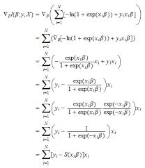 Logit Model Logistic Model Maximum Likelihood