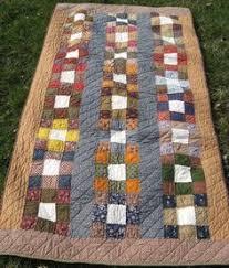 Civil War Soldier's Cot Quilt | Quilt, Soldiers and Civil wars & Handmade Hand Quilted Civil War Soldier's Cot Quilt by KimsUniques, $230.00 Adamdwight.com