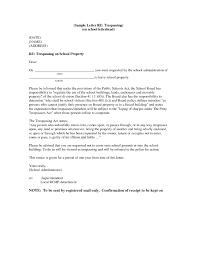 Business Letter Re The Letter Sample