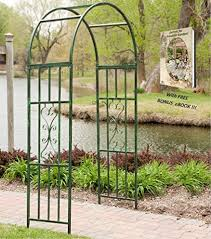 Garden <b>Arch</b> Outdoor and <b>Wedding</b> Decoration Metal <b>Frame</b>
