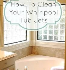 cleaning jetted tub with vinegar how to clean whirlpool tub jets cleaning jetted tub with vinegar cleaning jetted tub with vinegar