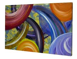 easy abstract painting ideas cool canvas art