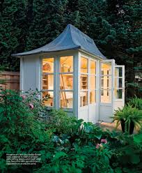 potting shed for the home cottage cabin