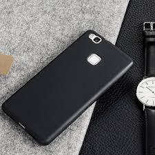 huawei p9 lite case. olixar flexishield huawei p9 lite gel case - solid black g