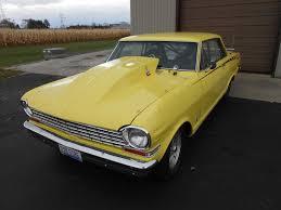 1963 Chevy Pro Street Nova SOLD SOLD SOLD