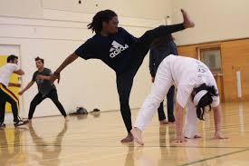 Capoeira club embodies the 'art' in martial arts – Golden Gate Xpress