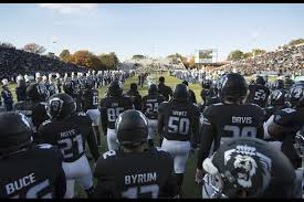 Odu Football Stadium Seating Chart Odu Playing Before Empty Seats In A Sold Out Stadium What