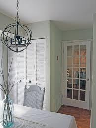 Kitchen Shutter Doors Kitchen Door Makeover The Honeycomb Home