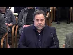 Cloudability's Mat Ellis testifies in support of HB 2830 - YouTube