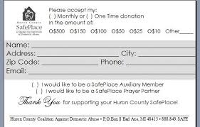 Pledge Cards For Fundraising Images Frompo 1