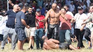 Kırkpınar'da başpehlivanlığı Ali Gürbüz kazandı