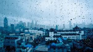 Rain Glass Window nature water drops glass window panes cities rain new nature 6015 by xevi.us
