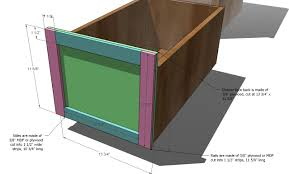 Convert Cabinet To File Drawer Ana White File Base For The Classic Storage Wall System Desk