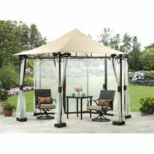 essential garden gazebo. Essential Garden Gazebo Terrace Manual Replacement Canopy E
