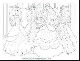 Barbie Fashion Coloring Pages Kyudojoinfo