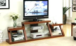 Tv:Wonderful 84 Inch Tv Stands Myra Vintage Industrial Modern Rustic 3  Piece TV Stand