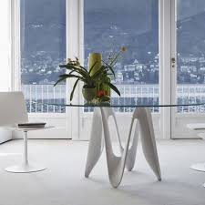 gray round dining table home decor color also pleasant lambda glass top dining table by sovet