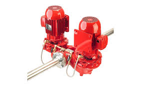 vertical in line twin pumps armstrong fluid technology 4392 vertical in line twin pumps
