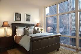 New York Style Bedroom Wallpaper #433611