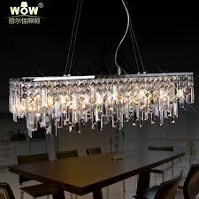 rectangular crystal chandelier inexpensive modern chandeliers