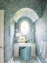 28 Bathroom Wallpaper Ideas That Will ...