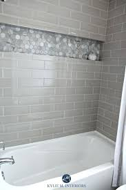 glass subway tile kitchen large size of shower niche images white tiles for your glass subway tile