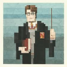 check out these cool 8 bit inspired paintings water colors charactersarticle htmlbook artharry