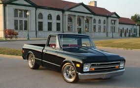 72 chevy truck | ... 67-72 Chevrolet & GMC Pickup Trucks ...
