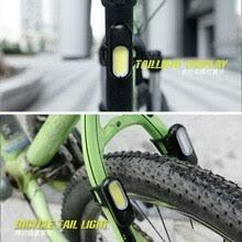 <b>Bike</b> Rear <b>Light</b> Cob <b>Bicycle Led Light</b> Rechargeable <b>USB</b> Safety ...