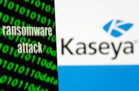 Kaseya ransomware attack sets off race ...
