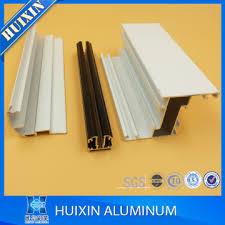 africa market aluminium profile aluminum glass frame extrusion